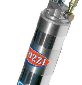 Depósito exterior para regulación de compresión – 2 Vías.