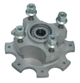 Maza rueda delantera (Fórmula)