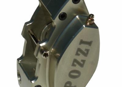 Caliper de Freno Mod.»P-010-CR» – Fijación radial – p. / autos de Formula y Turismo (tras.)